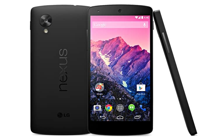 Nexus 5 - 10 Best And Biggest Smartphone Leaks Before Their Launch