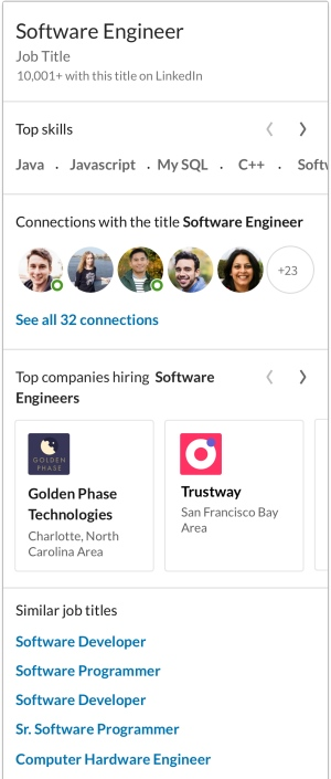 LinkedIn Just Added a Flurry of Features for Members 2