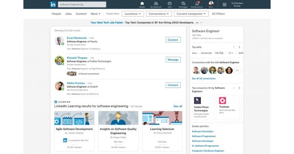 LinkedIn Just Added a Flurry of Features for Members