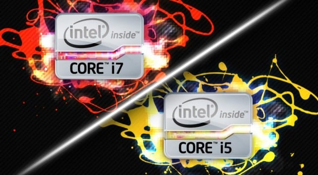 Core intel 2 - What Is The Difference Between Intel Core i5 And i7?