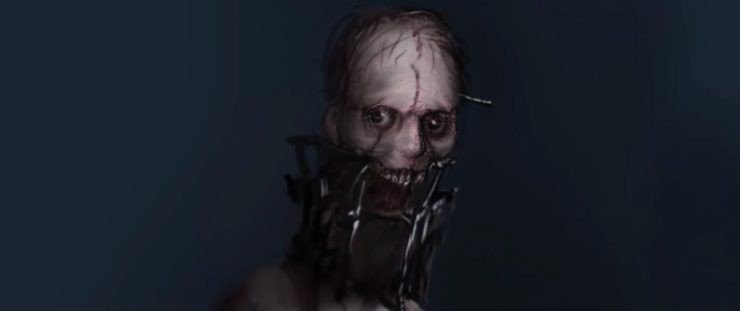 resident evil 2 condemned concept