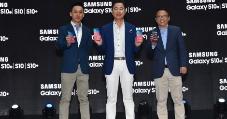 Samsung Galaxy S10 comes to Malaysia