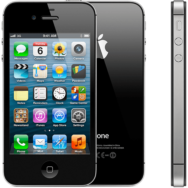 iPhone 4 - 10 Best And Biggest Smartphone Leaks Before Their Launch