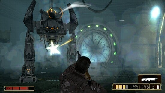Resistance - 10 Best PSP Video Games Of All Time (2019 List)