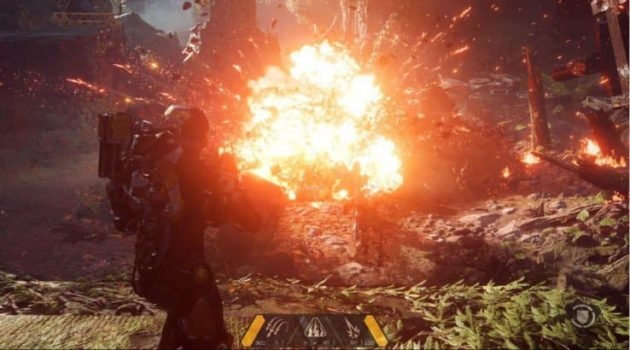 Anthem Player Shows How Much Better Loot Drop Rate Was Before Patch