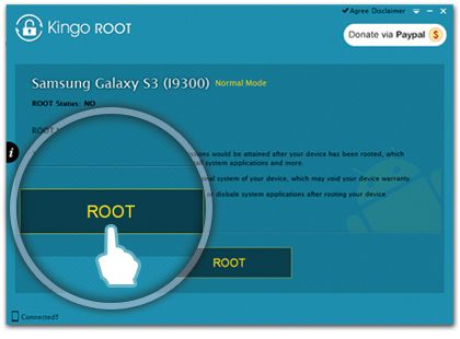 Root KingoROOT App Android