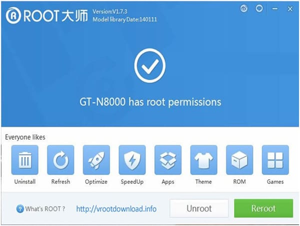 VRoot 1 - How to Root Any Android Device In Single Click 2019