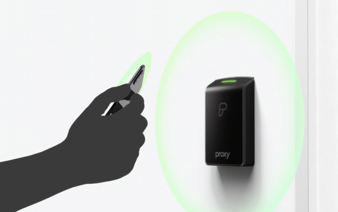 Proxy raises $13.6M to unlock something with Bluetooth identification 3
