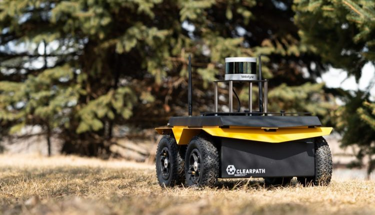 Clearpath Teams With Velodyne to Add Lidar to its