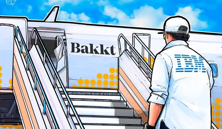 Former IBM & Cisco Executive Tom Noonan to Join Bakkt
