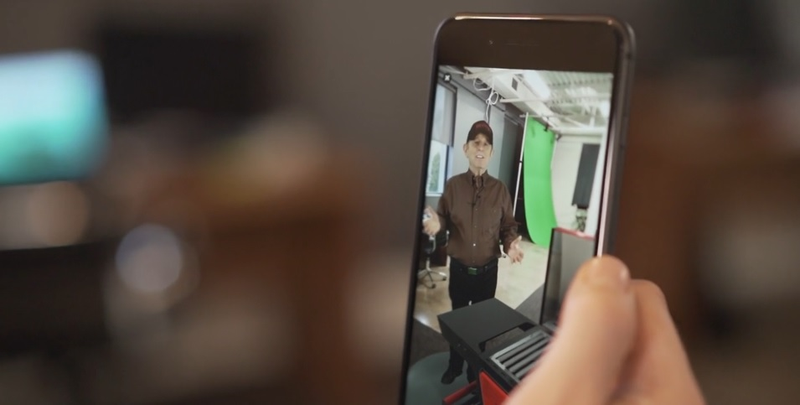 AR Solutions upgraded UX for web-enabled AR platform 1