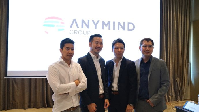 AnyMind Group closes Series B funding at a total of US$21M