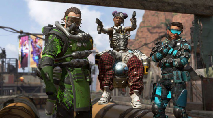 Apex Legends Solo, Duo Mode Not Releasing Anytime Soon