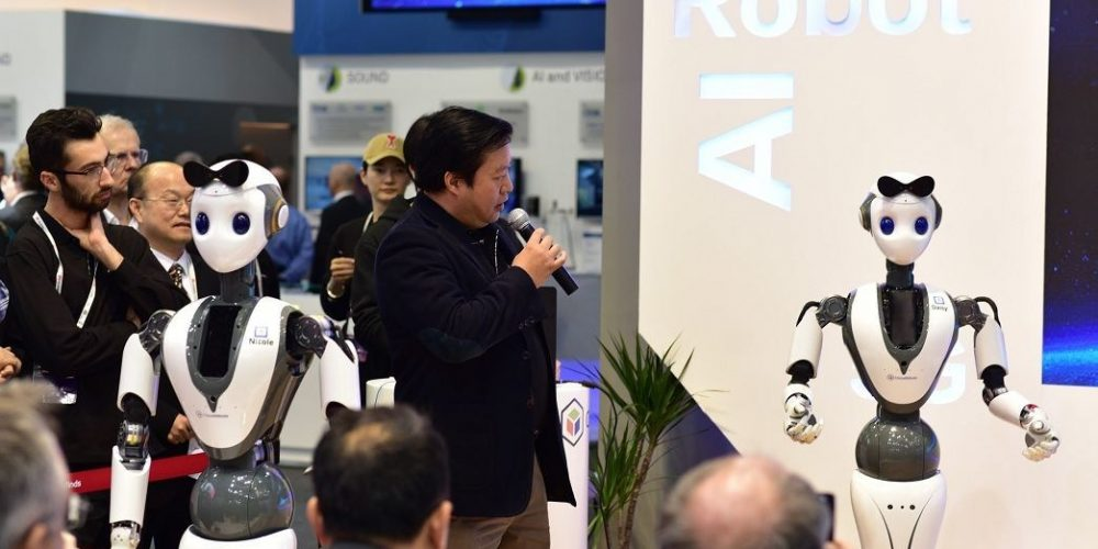 CloudMinds Launches XR-1, a Cloud-Based Humanoid Service Robot