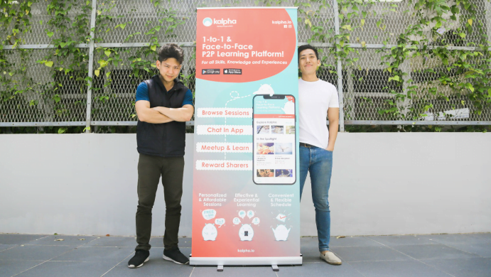 Duo has built a cool edtech startup and got funding