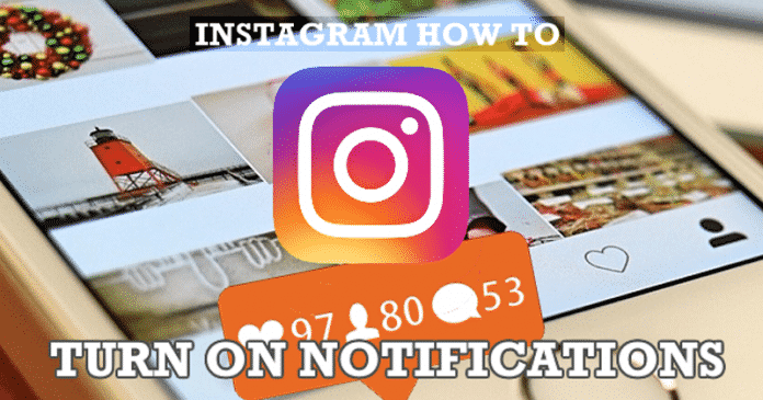 How To Turn On Post And Story Notifications In Instagram