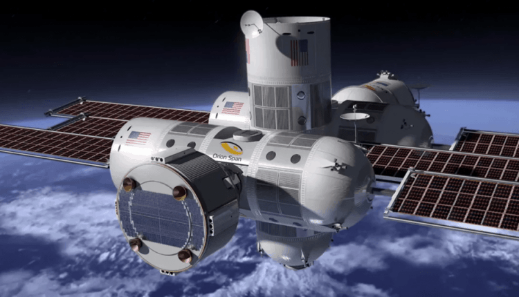Luxurious Space Hotel Will Import Water Instead of Recycling Pee