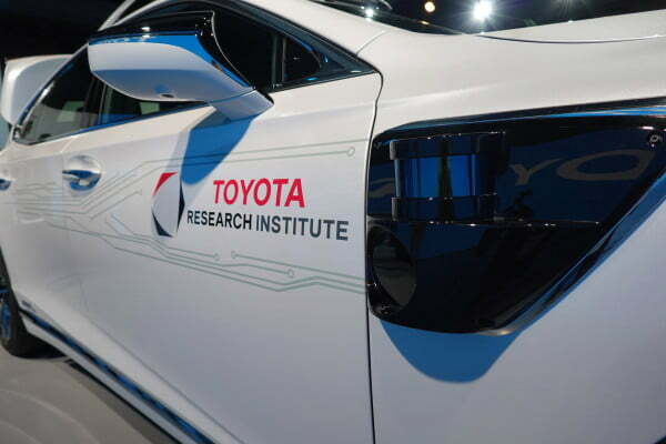 Toyota doubles down on Nvidia tech for self driving cars