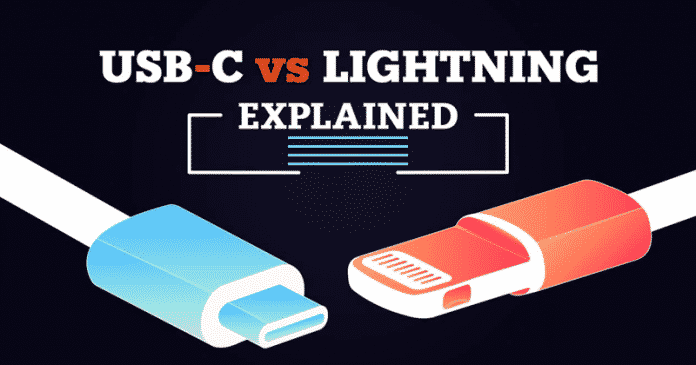 What Is The Difference Between USB-C And Lightning?
