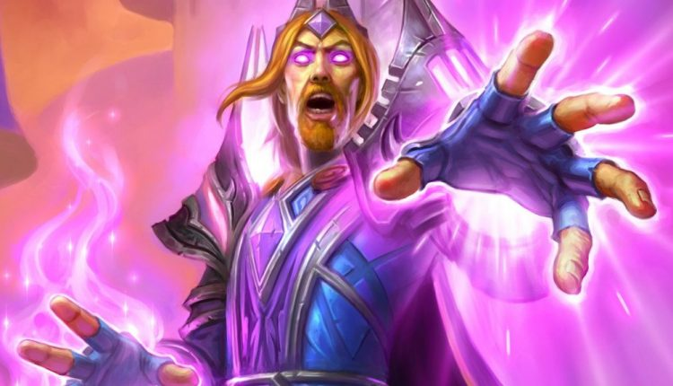 Hearthstone Card Reveal: This is the Legendary Next Expansion!