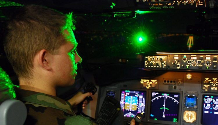 How to Protect Pilots From Laser Pointer Attacks