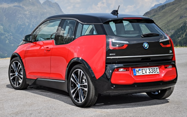 BMW i3s officially launched in Malaysia 2