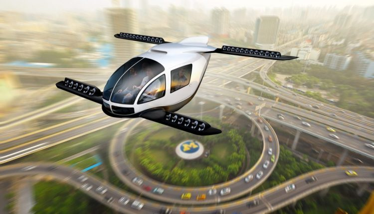 Electric VTOL Flying Cars Have a Role With Clean and Efficient Transportation