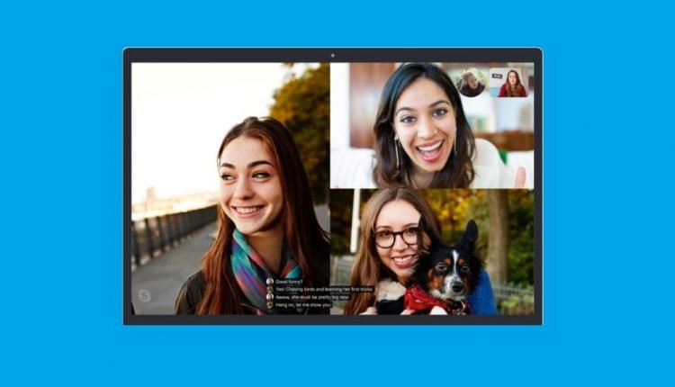 Skype new feature that will allow you to share mobile screen during calls