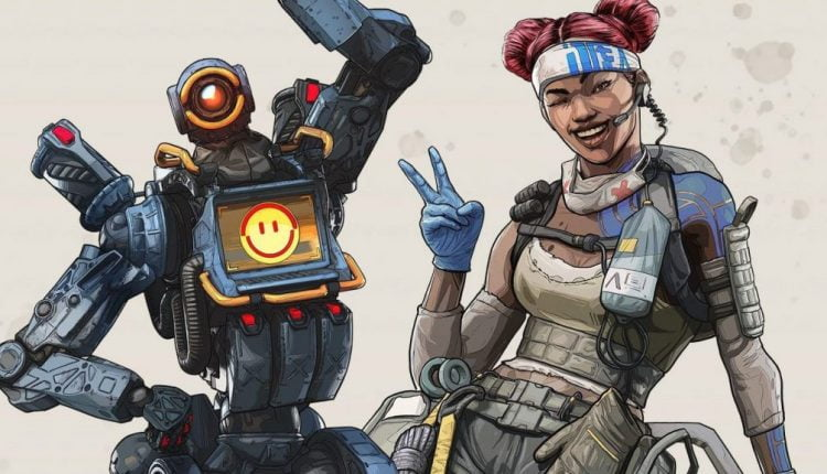 Twitch Temporarily Bans White Streamer After Apex Legends Cosplay