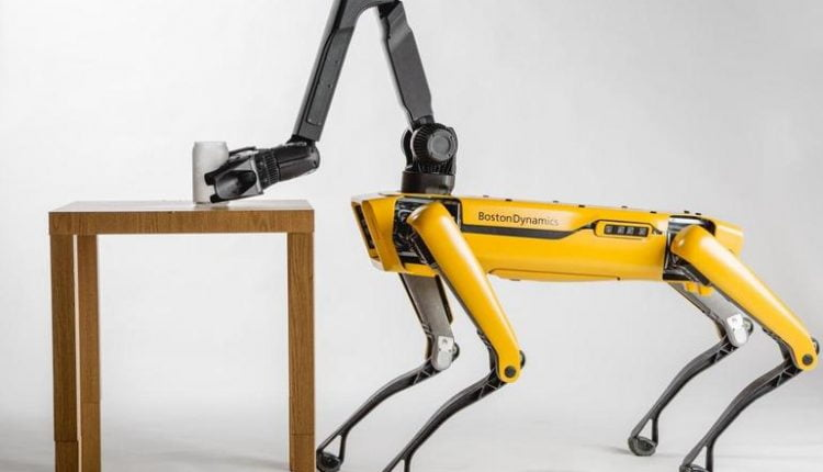 Boston Dynamics is well known for its humanoid Atlas and large