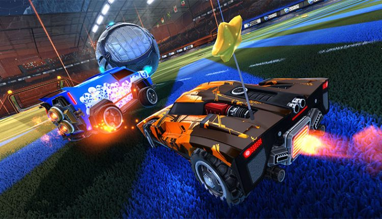 Rocket League has a new Rocket Pass out with a Weekly Challenges system