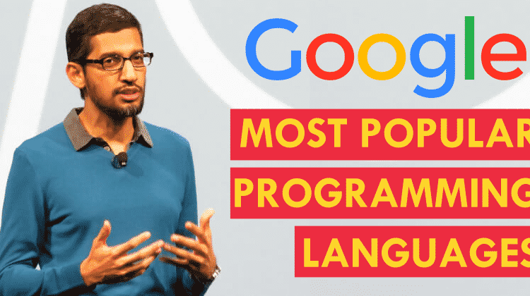 Top 10 Most Popular Programming Languages According To Google