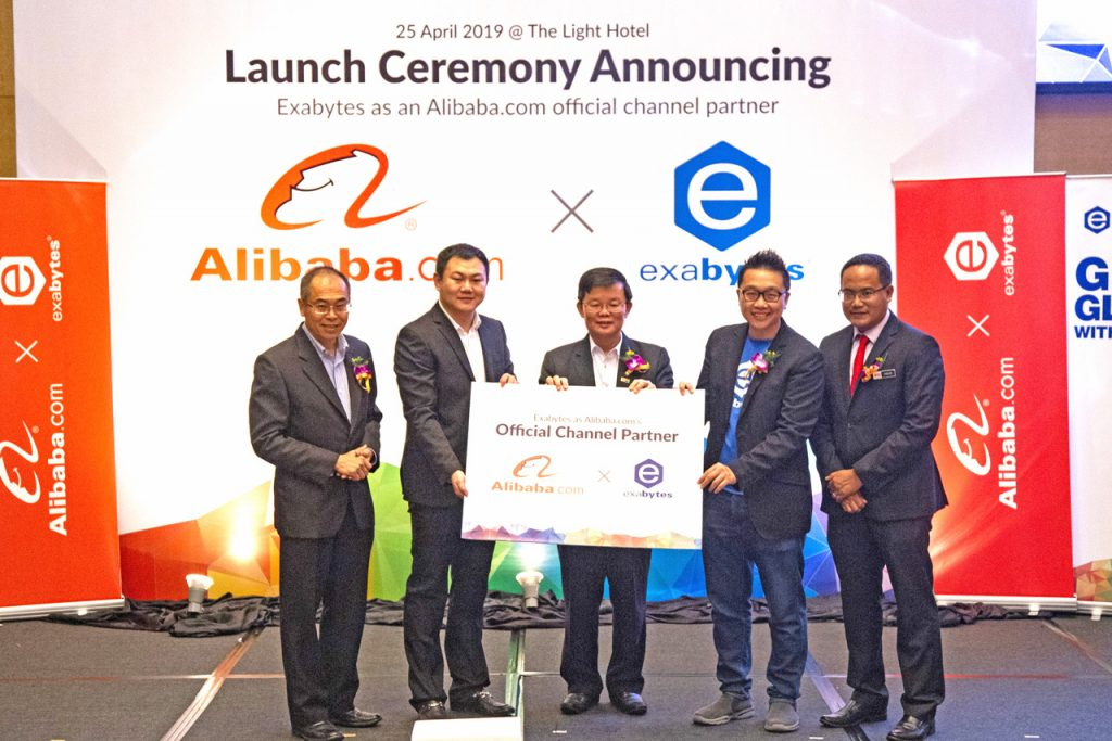 Alibaba partners Exabytes to support Malaysian exporters, empower SMEs