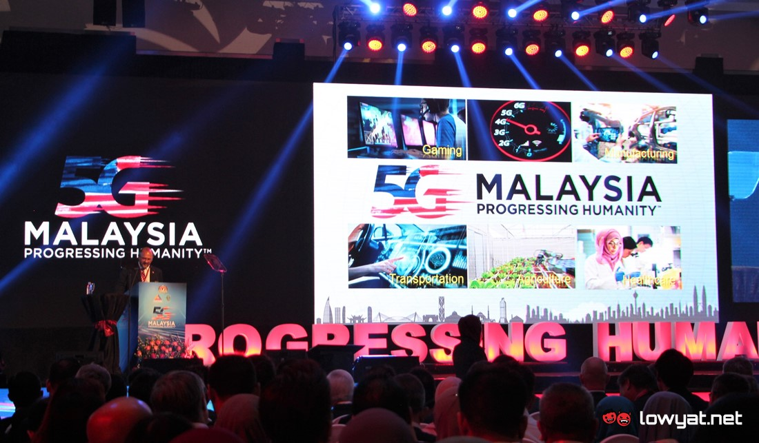 5G Malaysia Showcase Is Now Officially Open In Putrajaya 1