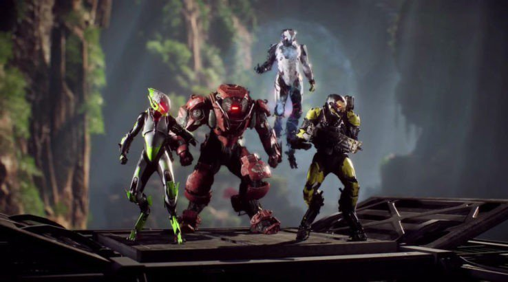 Anthem Subreddit Turns into The Division 2 Forum for April Fools