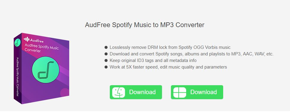audfree-spotify-download-app