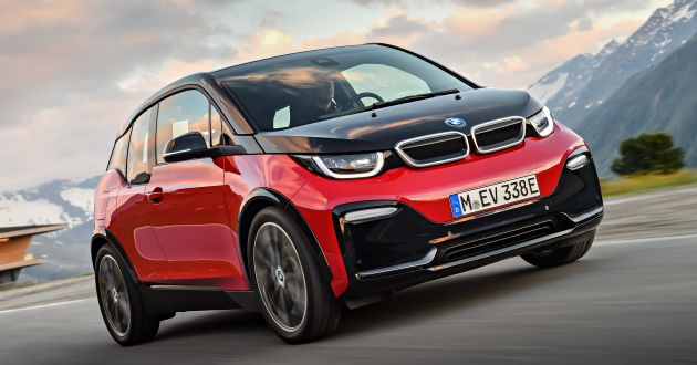 BMW i3s officially launched in Malaysia 1