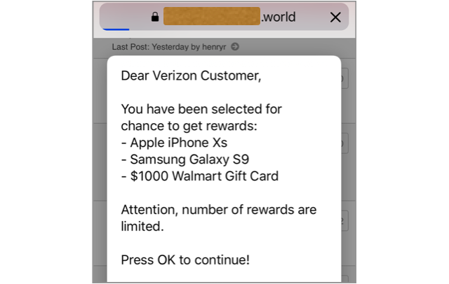 Chrome flaw on iOS leads to 500 million unwanted pop-up ads 1