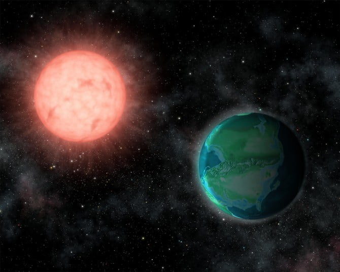 Despite High Radiation Levels Nearest Exoplanets Can Support Life 1