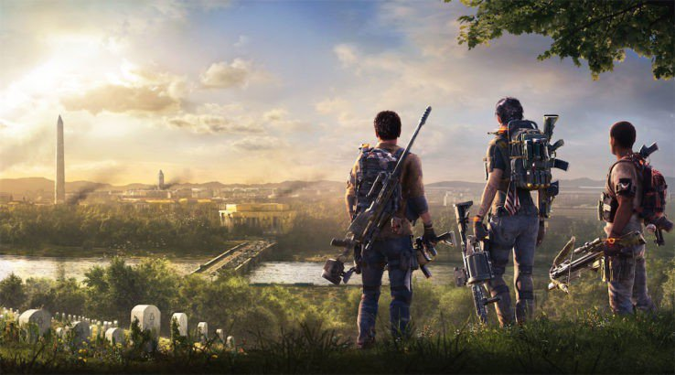 Division 2 Future Updates Include Big Changes to AI, Gear, and Weapons