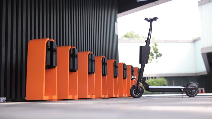 E-scooter service Neuron Mobility expands to more locations in Kuala Lumpur