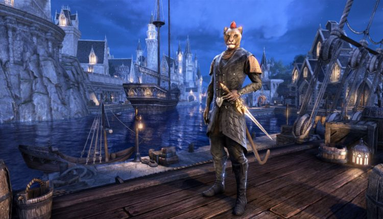 Elder Scrolls Online Used To Be A Bad Theme Park And Now It's A Great Theme Park