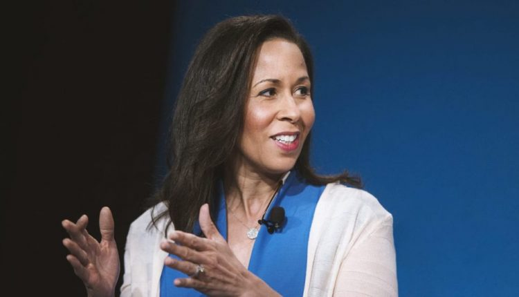 Facebook taps Peggy Alford as first black female board member