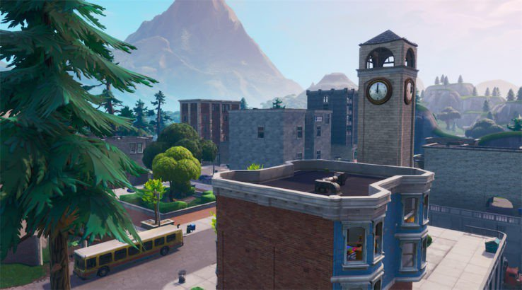 Fortnite Might Finally Destroy Tilted Towers