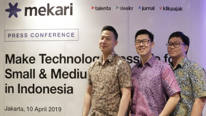 Four Indonesian SaaS startups merge to support SMEs digitisation 1