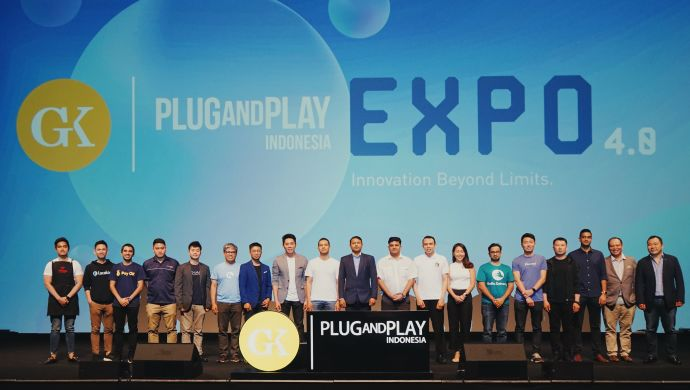 GK-Plug and Play Indonesia names new partners, graduates 16 startups