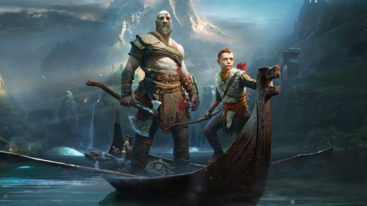 God of War Sequel Teased in New PS4 Theme