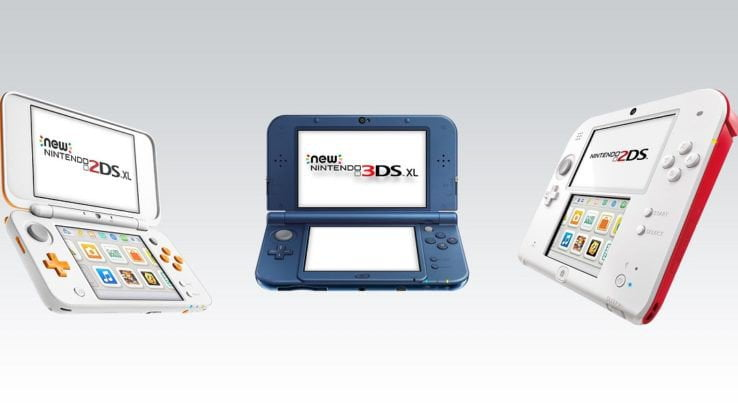 Nintendo 3DS Has No New Games Coming from First Party