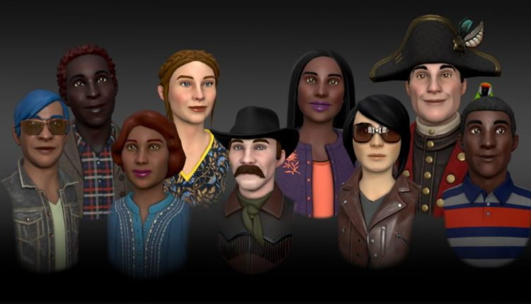 Oculus Avatars Become Even More Expressive & Customizable in new Update