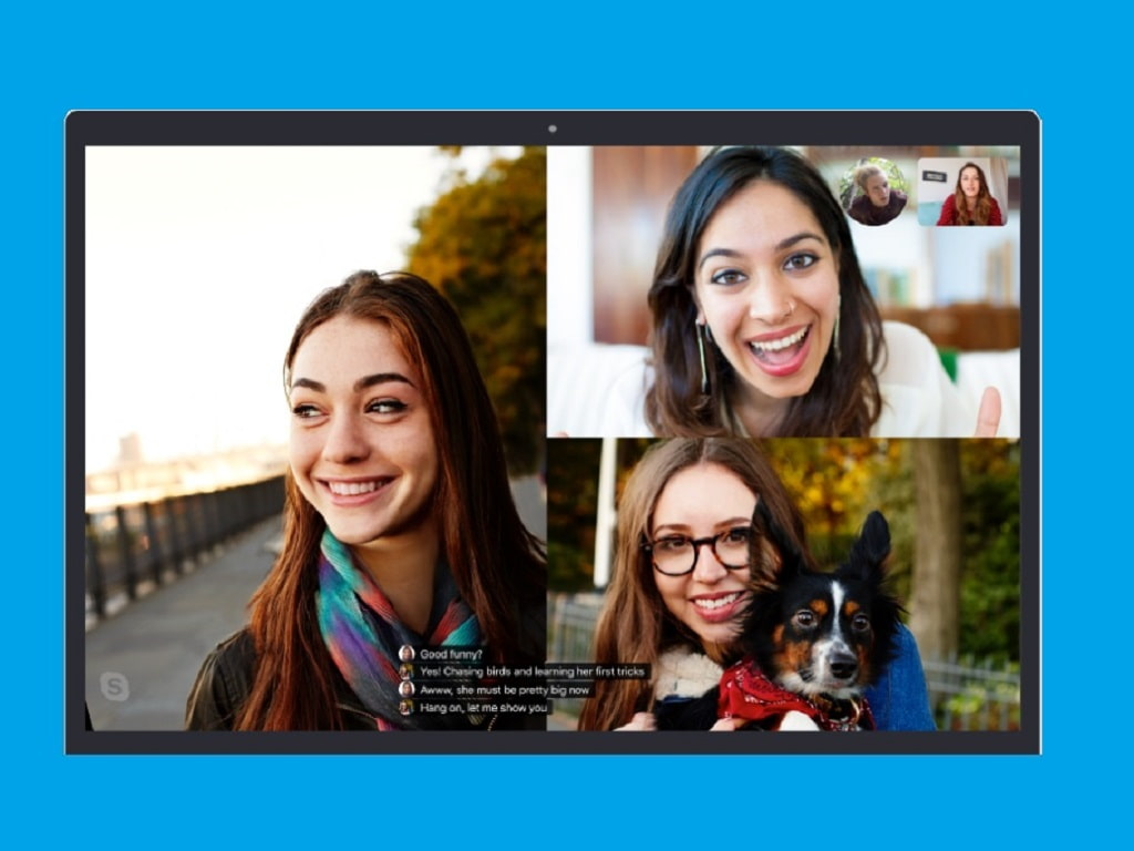 Skype is testing a feature that will allow you to share mobile screen during calls